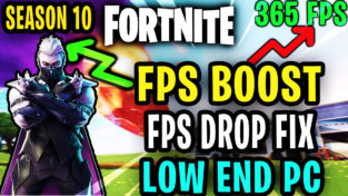 Fortnite Fps Drops After Update 2019