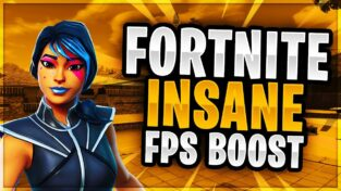 FORTNITE – FPS BOOST FOR LOW END PCs / LAPTOPS