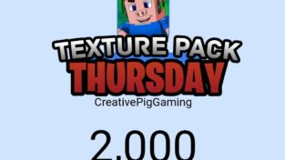 CreativePig's 2000 Texture pack