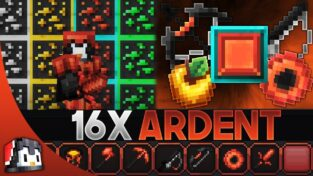 Ardent [16x] MCPE PvP Texture Pack