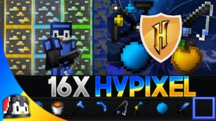 Hypixel Revamp [16x] MCPE PvP Texture Pack