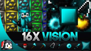 Vision [16x] MCPE PvP Texture Pack