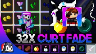 Curt's Fade [32x] MCPE PvP Texture Pack