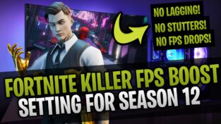 Fortnite Chapter 2 Season 2 FPS BOOST PACK