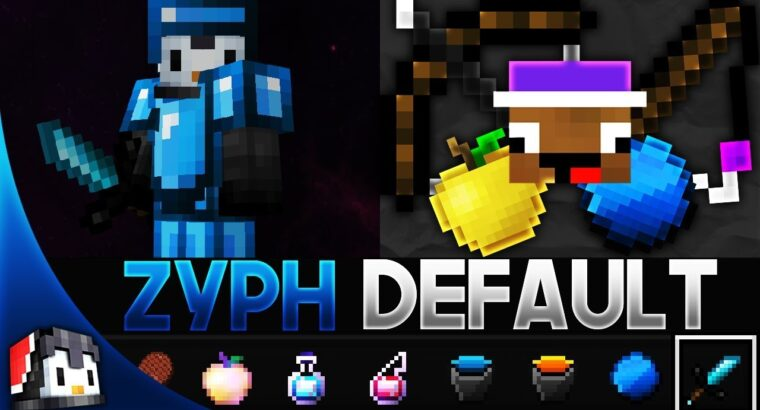 Zyph Default [16x] MCPE PvP Texture Pack