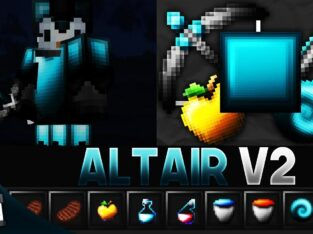 Altair V2 [32x] MCPE PvP Texture Pack