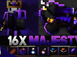 Majesty V2 [16x] MCPE PvP Texture Pack