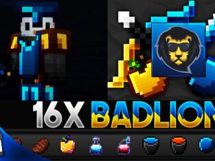 Badlion [16x] MCPE PvP Texture Pack (FPS Friendly)