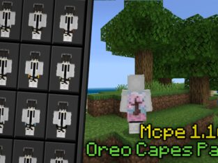 Minecraft (Oreo Capes Pack)