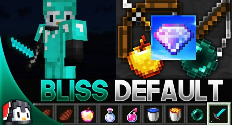 Bliss [16x] MCPE PvP Texture Pack (FPS Friendly)