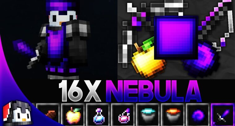 Nebula [16x] MCPE PvP Texture Pack (FPS Friendly)