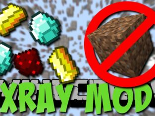 X Ray Minecraft Texture Pack (Free Download)